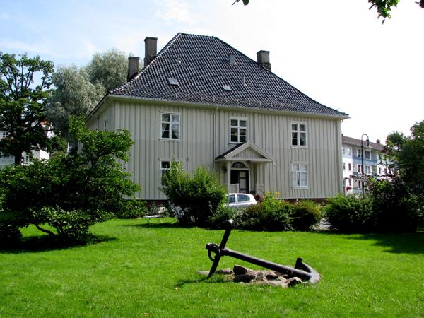 Eldresenteret i Drøbak